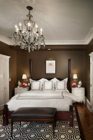 Lakeview Residence Bedroom - traditional - bedroom - chicago