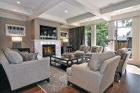 Living Room - contemporary - living room - calgary