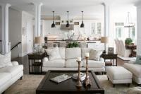 Barrie Residence - traditional - living room - toronto
