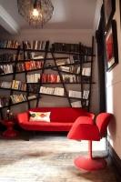 Dovercourt Home - contemporary - family room - toronto
