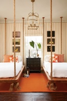 River Dunes Captain's House - traditional - bedroom -
