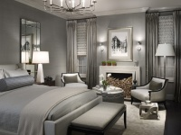 2011 Dream Home Bedroom at Merchandise Mart - contemporary - bedroom - chicago