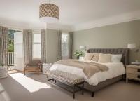 Light & Classic - contemporary - bedroom - san francisco