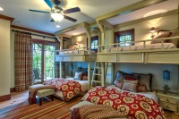 Beautiful Mountain Residence - traditional - bedroom - other metro