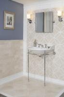 Timeless - contemporary - bathroom -