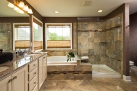 2011 Showcase of Homes - traditional - bathroom - other metro