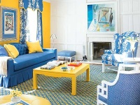 Lighthearted Living Room