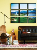 Mosaic Living Room