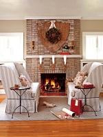 Fireside Conversation Space