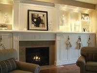 Unruh - traditional - living room - portland