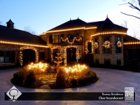 Thomas Residence - traditional - landscape - other metro