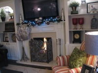 Christmas/Holiday Decorating - traditional - living room - toronto
