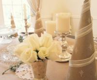 Holiday Decor - traditional - dining room - portland