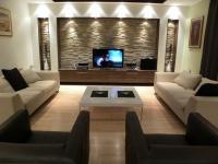 Residence house in Podgorica - modern - living room - other metro