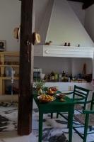 Bohemian Eclectic Mediterranean Vintage Kitchen