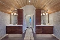 Transitional Master Bath - contemporary - bathroom - chicago