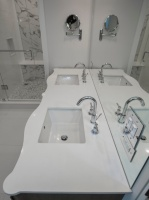 Toronto Bridlepath Mansion Sink - contemporary - bathroom - toronto