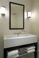 Lake of the Isles Renovation - eclectic - bathroom - minneapolis