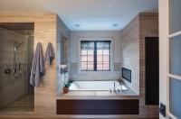 Highland Park Custom Home Remodel - contemporary - bathroom - chicago