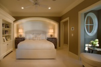 Robinson's Bay Residence - traditional - bedroom - minneapolis