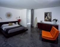 Masculine Vintage Bedroom - modern - bedroom - los angeles