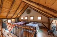 Greenville Barn - traditional - bedroom - austin