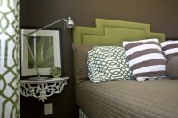 Guest Bedroom. - eclectic - bedroom - other metro