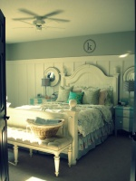 beach house - traditional - bedroom - other metro
