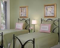 Florida Vacation Home- Guest Bedroom - contemporary - bedroom - miami