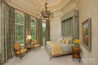 Country Mansion on the Brazos - mediterranean - bedroom - houston