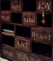 Craft Room - eclectic - bedroom - oklahoma city