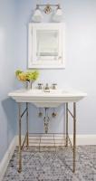 Michaelangelo Bath - traditional - bathroom - boston