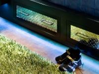 Cork Flooring for a Baseball-Themed Bedroom : Designers' Portfolio