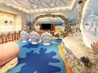 Undersea Themed Media Room : Designers' Portfolio