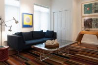 My Houzz: Couple Feather Their Forever Nest in Industrial-Chic Style