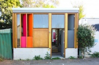 Studio Tour:  Architects' Office Just Steps From Their Home