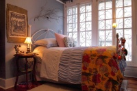 My Houzz: Vintage Whimsy in a College Apartment in New Orleans