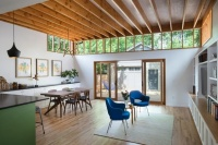 Room of the Day: A Great Room Pays Homage to Ordinary Architecture
