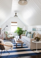 Room of the Day: Quiet Moments in a Seaside Sitting Room