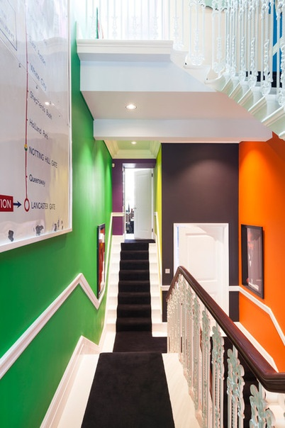 Why You Should Paint Your Walls More Than One Color